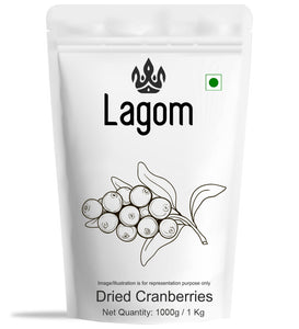 Lagom Classic American Dried Cranberries