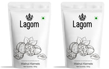 Load image into Gallery viewer, Lagom Walnut Kernels Halves (Akhrot Giri)