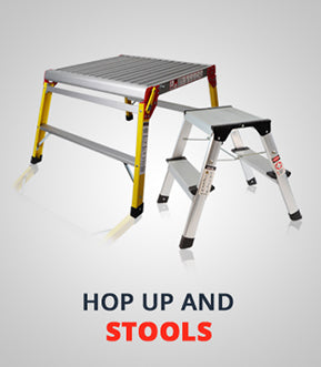 Hop Up and Stools