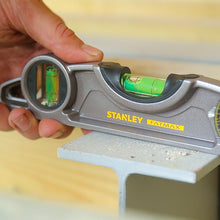"Load image into Gallery viewer, Stanley 0-43-609 25cm /10"" FatMax Xtreme Torpedo Level 250mm STA043609"