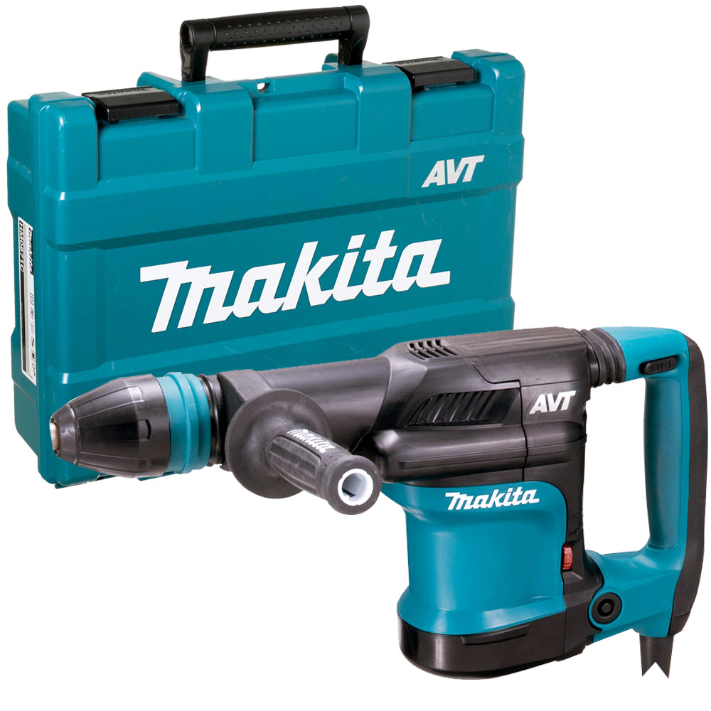 Makita HM0871C 110V SDS Max AVT Demolition Hammer with Carry Case
