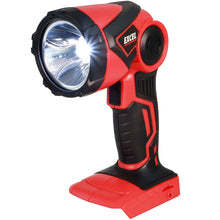 Load image into Gallery viewer, Excel 18V Cordless LED Flashlight Torch Body Only EXL515B