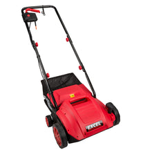 Load image into Gallery viewer, Excel 320mm Electric Lawn Scarifier Aerator 1500W/240V with 4 Adjustable Height