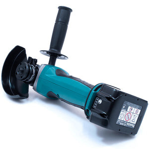 Makita DGA452Z 18V LXT Li-ion Cordless 115mm Angle Grinder Body Only
