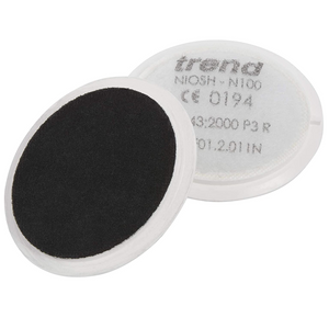 Trend STEALTH/1 Air Stealth Respirator Mask P3 Replacement Filter Pair