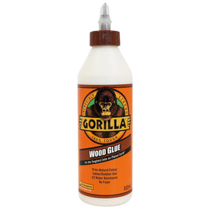 Gorilla 5044181 PVA Wood Glue 532ml