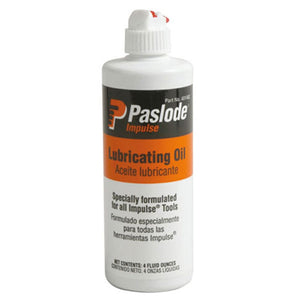 Paslode 401482 Impulse Lubricating Oil for all Paslode Impulse Tools