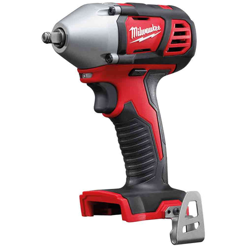 Milwaukee M18BIW38-0 18V Compact 3/8In Impact Wrench Body Only 4933443600