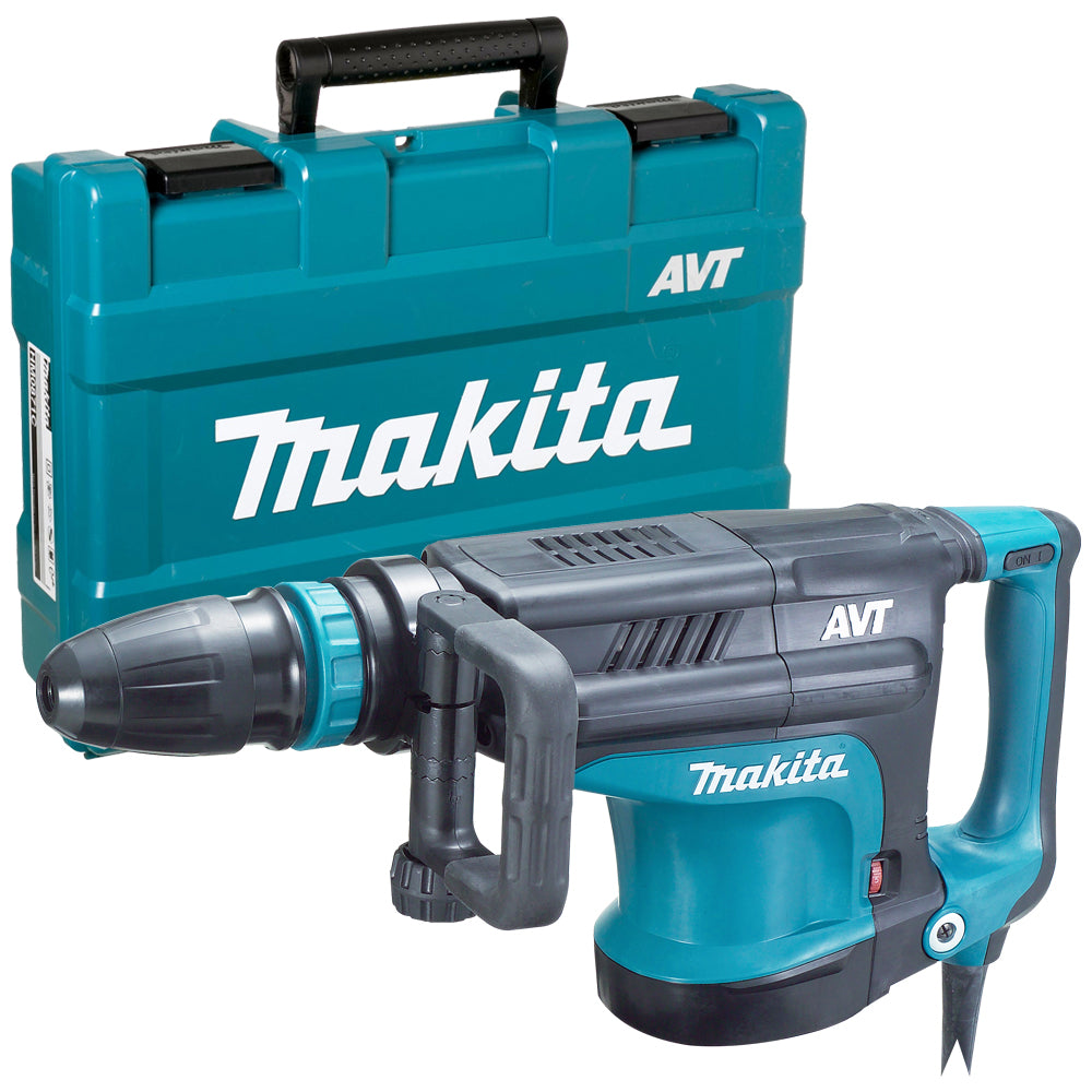 Makita HM1213C 110V AVT SDS Max Demolition Hammer Drill
