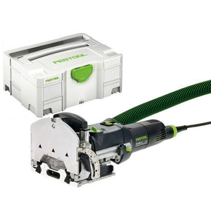 Festool DF500 Q-Plus GB 110V Domino Joining System in Systainer 2 574329