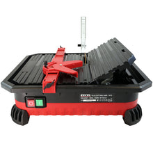 Load image into Gallery viewer, Excel Electric 450W Tile Cutter Saw & Diamond Blade 110mm