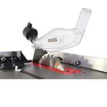 Load image into Gallery viewer, Excel 210mm Portable Table Saw 1500W