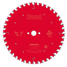 Load image into Gallery viewer, Freud 184mm x 16mm x 40T Circular Saw Blade for Wood
