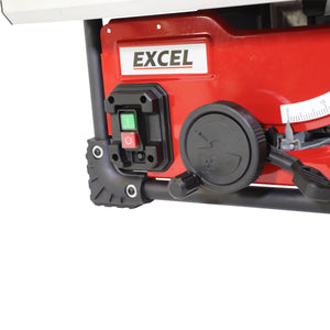 Excel 210mm Portable Table Saw 1500W
