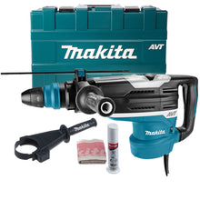Load image into Gallery viewer, Makita HR5212C/2 240V Demolition SDS Max Rotary Hammer Drill