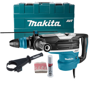 Makita HR5212C/2 240V Demolition SDS Max Rotary Hammer Drill