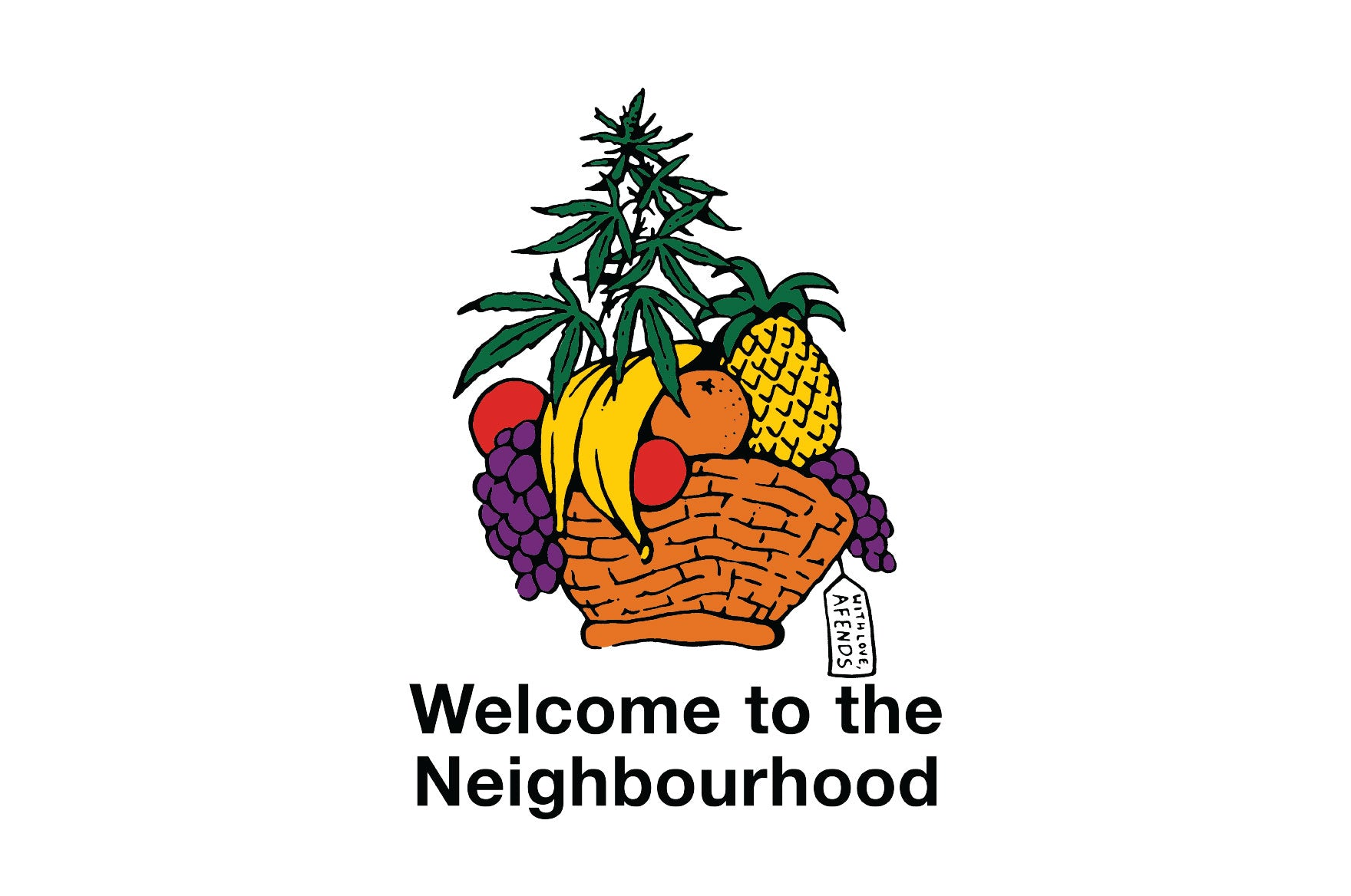 Welcome to the Neighbourhood.