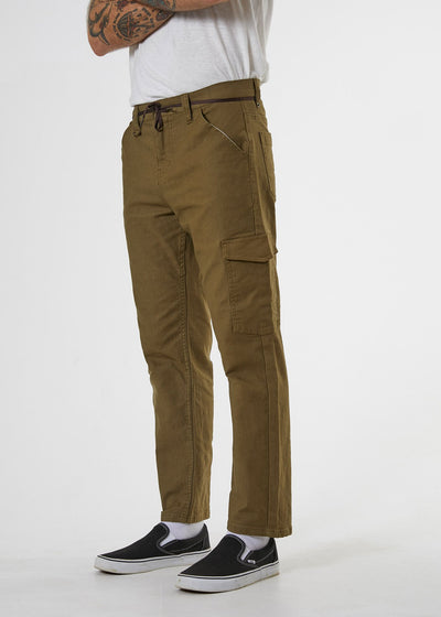 Afends Mens Heavy - Skate Chino Pant