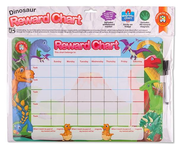 Magnetic Reward Charts