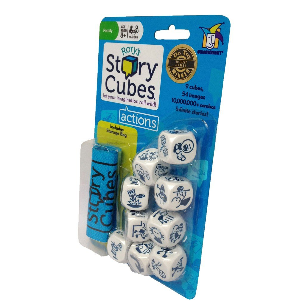 Rory Story Cubes - Actions