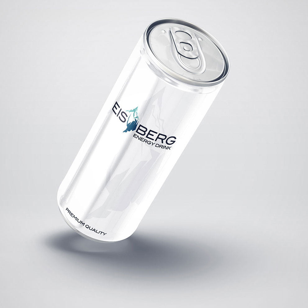0,25l EISBERG Energy Drink - 24 Stk. Tray - Eisberg Energy Drink