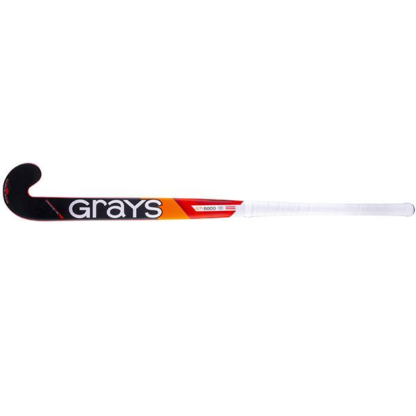 Grays GTI 8000 Jumbow Indoor Hockey Stick Back
