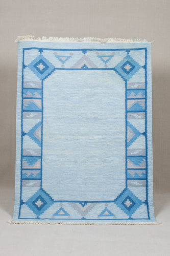 Swedish Kilim Carpet