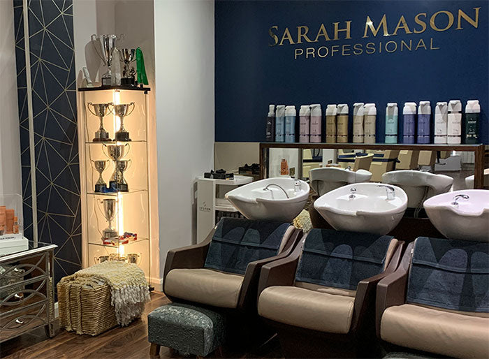 Book Your Appointment at Sarah Mason Professional