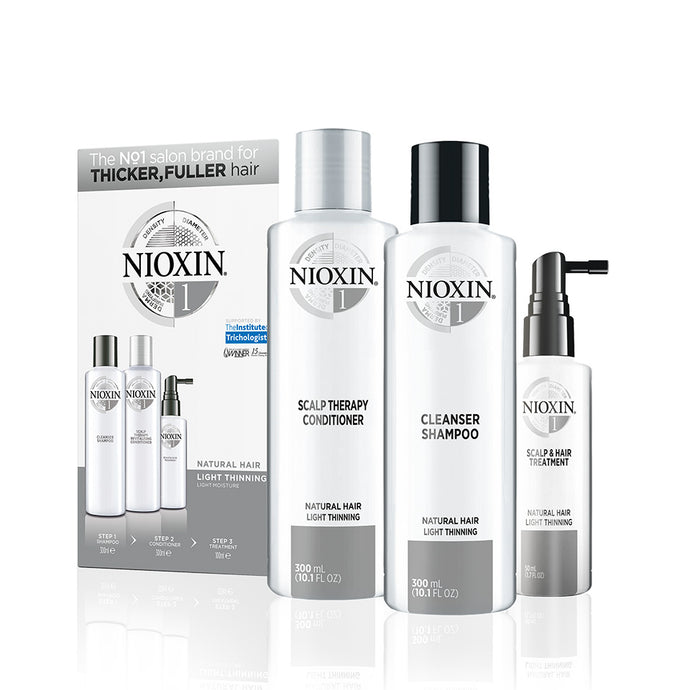 Nioxin Three Part System No.1