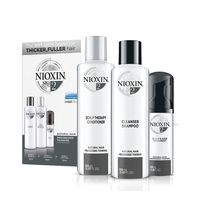 Nioxin Three Part System No.2