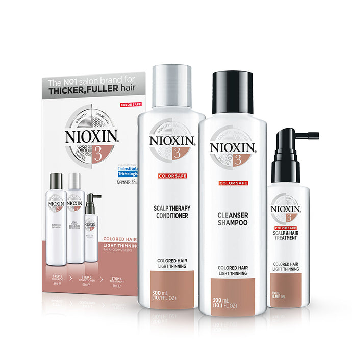 Nioxin Three Part System No.3