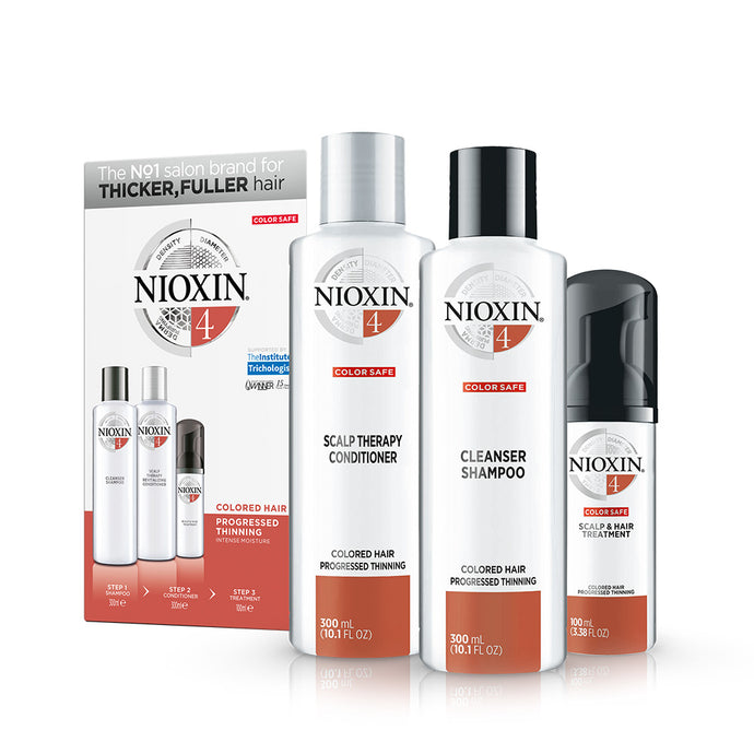Nioxin Three Part System No.4