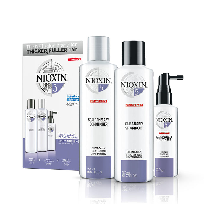 Nioxin Three Part System No.5