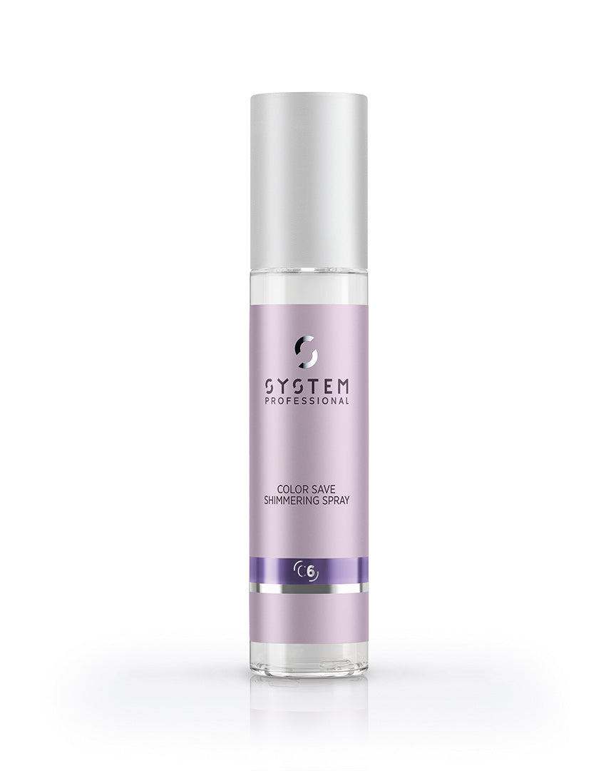 System Professional Color Save Shimmering Spray