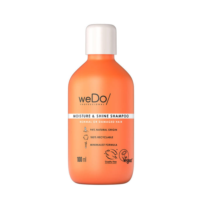 WeDO/ Moisture and Shine Shampoo 100ml
