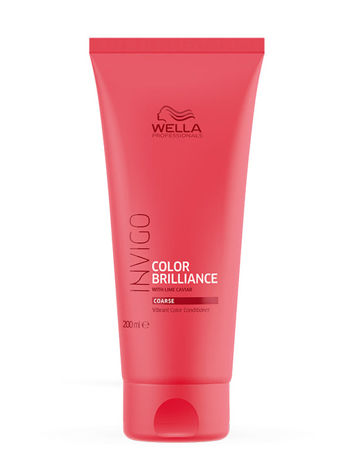 Wella Professionals Invigo Brilliance Conditioner (Coarse Hair)