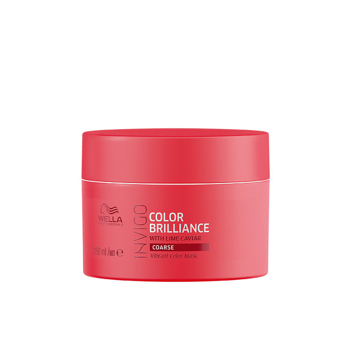 Wella Professionals Invigo Brilliance Mask (Coarse Hair)