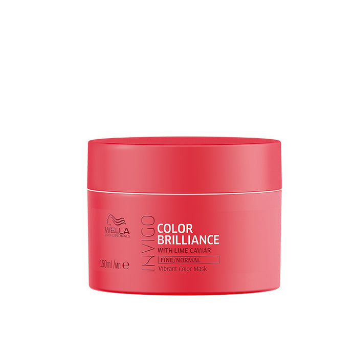Wella Professionals Invigo Brilliance Mask (Fine Hair)