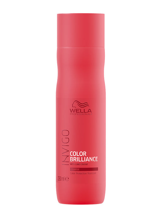 Wella Professionals Invigo Brilliance Shampoo (Coarse Hair)