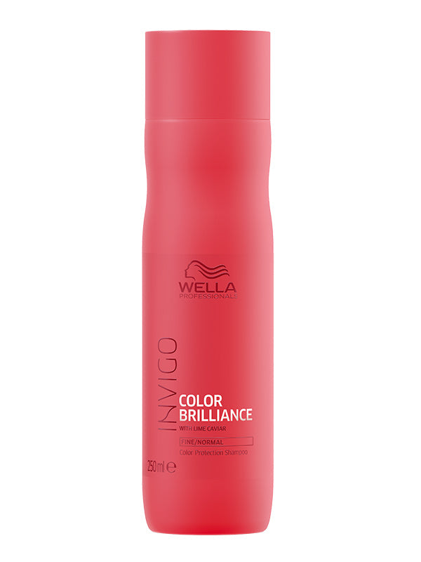 Wella Professionals Invigo Brilliance Shampoo (Fine Hair)