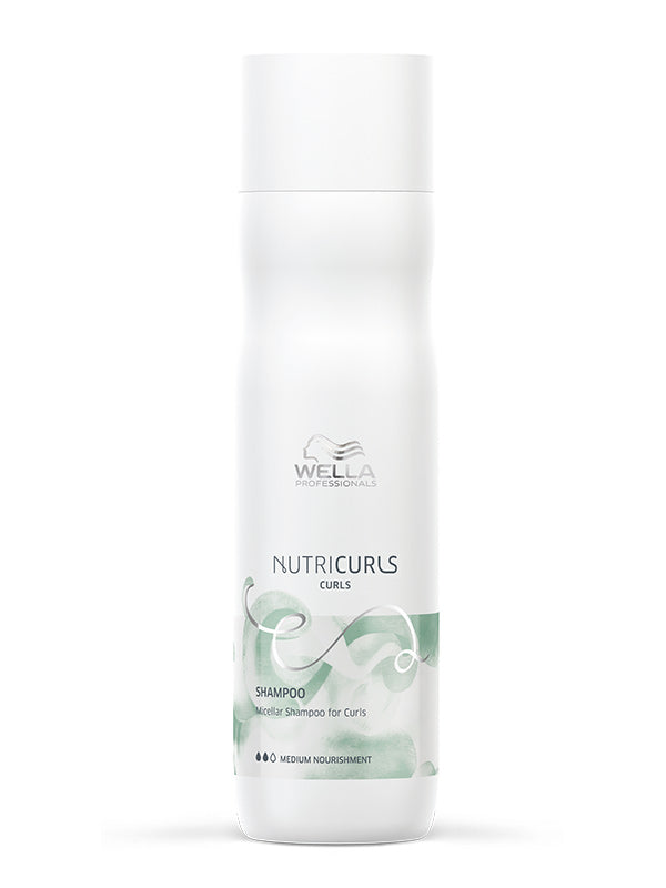 Wella Professionals Nutricurls Shampoo for Curls