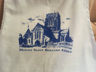 Mount Saint Bernard Abbey Apron