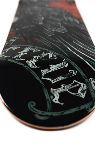 "Skate ""DARK OMEN"" Collector"