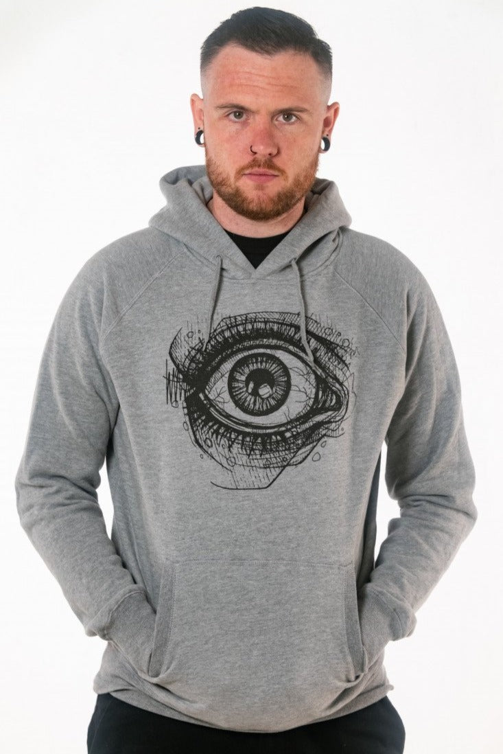 "Hoodies ""EYES FOR AN EYES"" Crève"