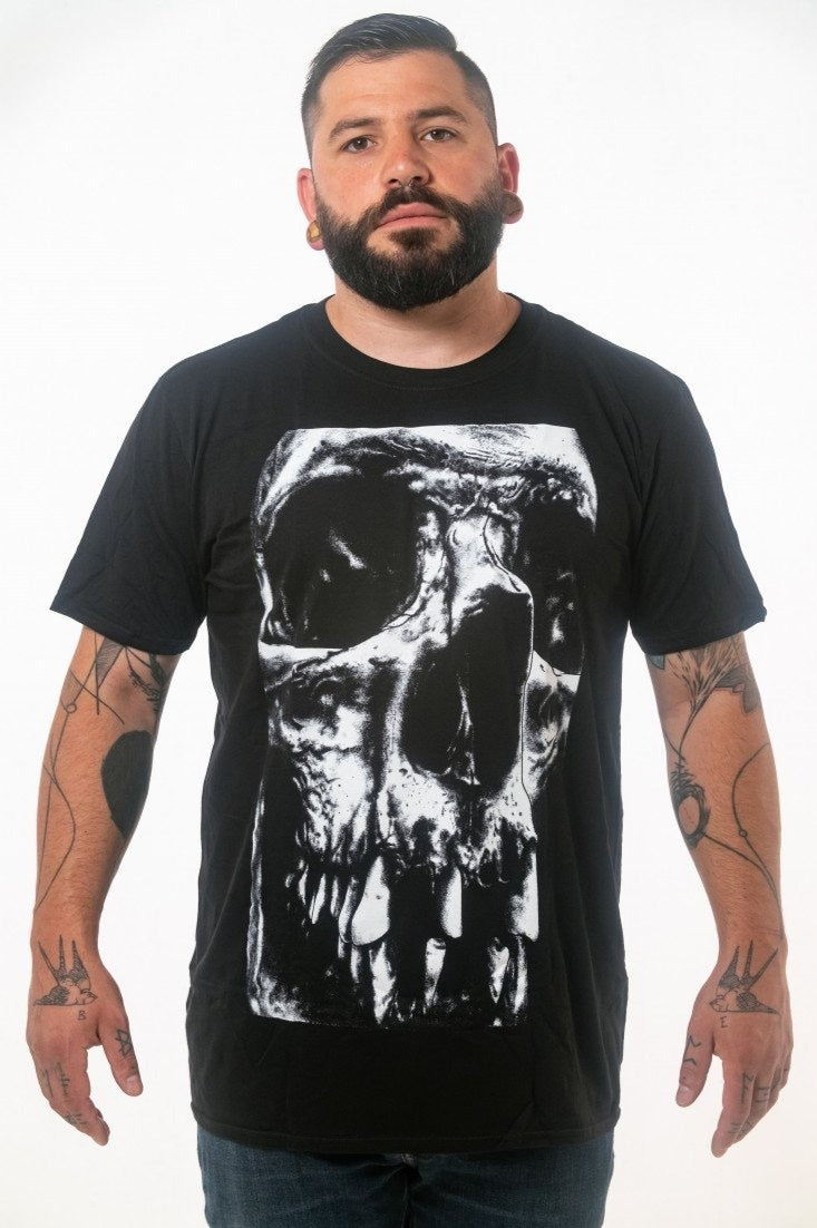 "T-shirt ""DECEASED"" Crève"