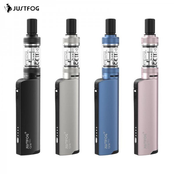 Cigarette électronique - FULL KIT Q16 PRO 900MAH - JUSTFOG