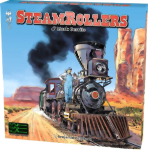 SteamRollers (Location)