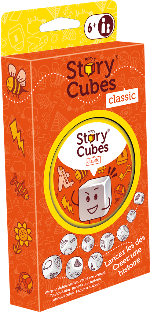 Story Cubes - Classic (Eco-Blister)