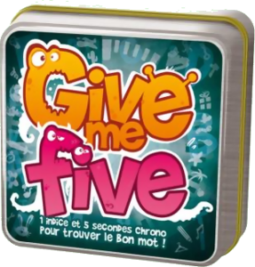 Give Me Five (Location)
