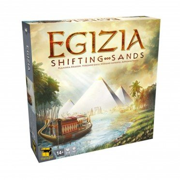 Egizia - Shifting Sands (Location)